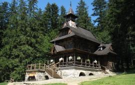 Kaplica Witkiewiczowska na Jaszczurówce