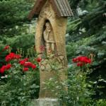 Kapliczka przed Ośrodkiem