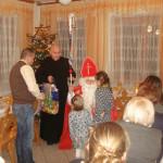 Wigilia 2014 - św. Mikołaj