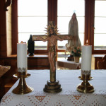 Kaplica - Krucyfiks