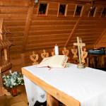 Kaplica - Ołtarz