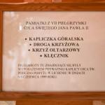 Kapliczka Góralska - informacja