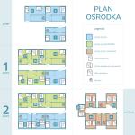 Plan ośrodka